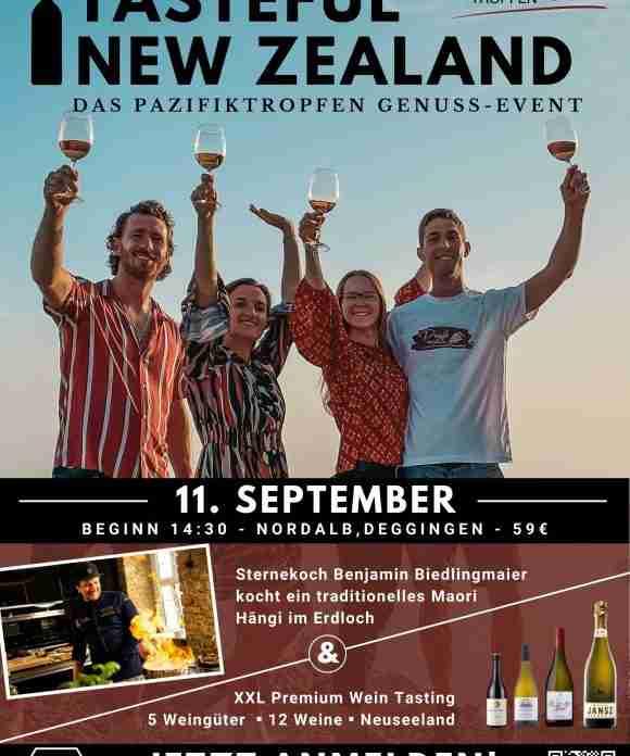 Tasteful New Zealand Event